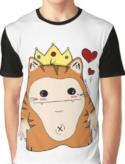 King Stebe (coloured) Graphic T-Shirt