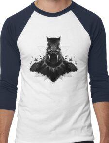 Panther Ink Men's Baseball ¾ T-Shirt