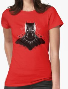 Panther Ink Womens Fitted T-Shirt