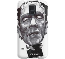 let's be Frank Samsung Galaxy Case/Skin