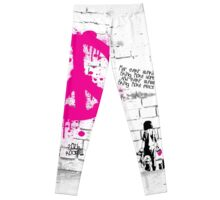 The Bondi Collection - Peace Leggings
