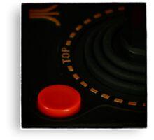 I am Atari #4 Canvas Print