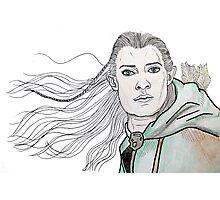 Legolas Greenleaf Photographic Print