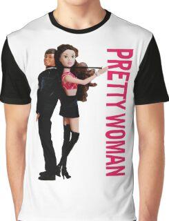 A Plastic World - Pretty Woman Graphic T-Shirt