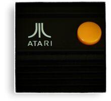 I am Atari #3 Canvas Print