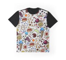 Sweet Tooth Watercolor painting Graphic T-Shirt