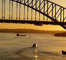 Sydney at sunrise by PhotosByG
