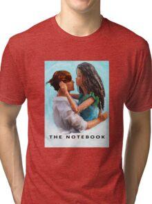 A Plastic World - The Notebook Tri-blend T-Shirt