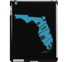 Florida HOME state design iPad Case/Skin