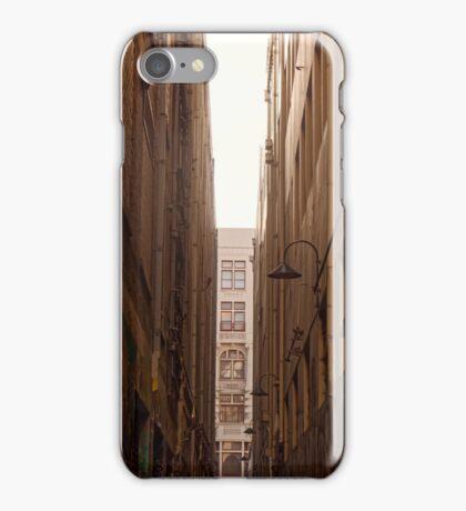 Lanes of Melbourne iPhone Case/Skin
