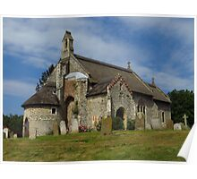 St Laurence's Church, Ingworth Poster