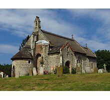 St Laurence's Church, Ingworth Photographic Print