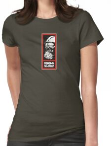 allrightsreversed1984 Womens Fitted T-Shirt