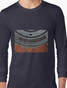 Strange Imagery That Intrigues A Photographer ©  Long Sleeve T-Shirt