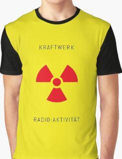 KRAFTWERK / Radioaktivität Graphic T-Shirt
