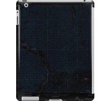 USGS TOPO Map Alaska AK Arctic D-5 354099 1971 63360 Inverted iPad Case/Skin