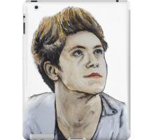Niall Horan - watercolor iPad Case/Skin