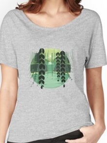 Misty Marsh Women's Relaxed Fit T-Shirt