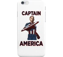 Captain America Clint Dempsey US Men's National Soccer Team iPhone Case/Skin