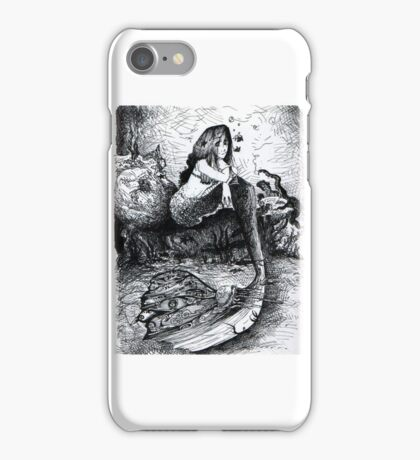 Ink Under the Sea iPhone Case/Skin