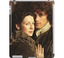 Claire And Jamie Outlander iPad Case/Skin