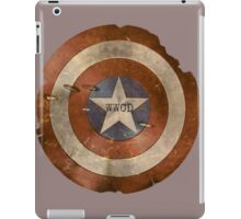 WWCD - What Would Cap Do? iPad Case/Skin