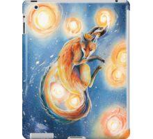 Fox Fire iPad Case/Skin