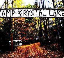 Camp Crystal Lake by J Ryan