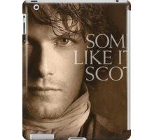 Jamie Fraser Outlander Cover iPad Case/Skin