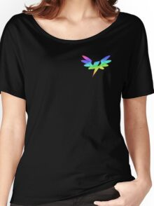 MLP - Cutie Mark Rainbow Special - The Wonderbolts V2 Women's Relaxed Fit T-Shirt