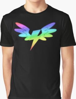 MLP - Cutie Mark Rainbow Special - The Wonderbolts V3 Graphic T-Shirt