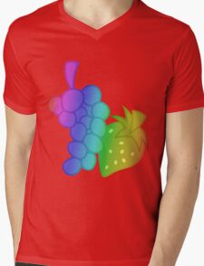 MLP - Cutie Mark Rainbow Special - Berry Punch Mens V-Neck T-Shirt