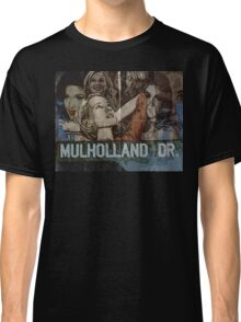 Mulholland Drive Poster Classic T-Shirt