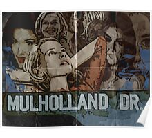 Mulholland Drive Poster Poster