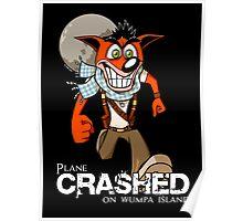 Crashed Poster