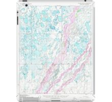 USGS TOPO Map Alaska AK Beechey Point A-3 354268 1955 63360 iPad Case/Skin