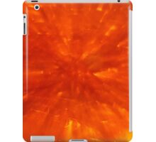 Red Hot Abstract iPad Case/Skin