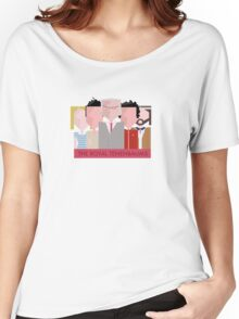 The Royal Tenenbaums - Wes Anderson Women's Relaxed Fit T-Shirt