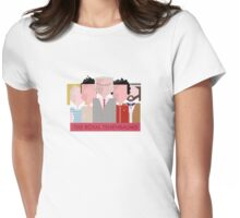The Royal Tenenbaums - Wes Anderson Womens Fitted T-Shirt