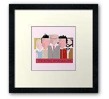 The Royal Tenenbaums - Wes Anderson Framed Print
