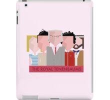 The Royal Tenenbaums - Wes Anderson iPad Case/Skin