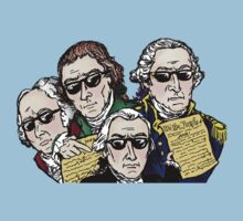 Founding Father Dudes by tayloredhistory