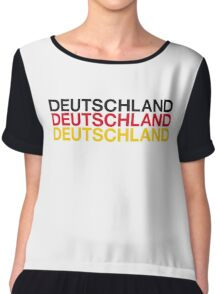 GERMANY Chiffon Top