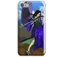 Armed Assassin 1 iPhone Case/Skin