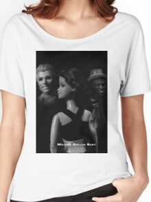 A Plastic World - Million Dollar Baby Women's Relaxed Fit T-Shirt