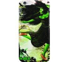 Elphaba Dancing iPhone Case/Skin