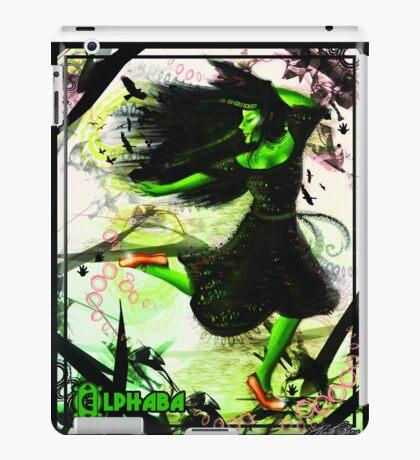 Elphaba Dancing iPad Case/Skin