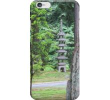 Japanese Garden  iPhone Case/Skin