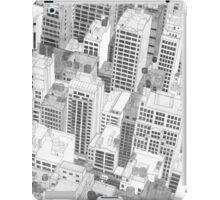 New York II. iPad Case/Skin