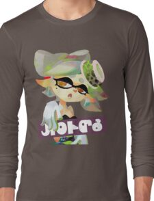Final Splatfest - Team Marie Long Sleeve T-Shirt